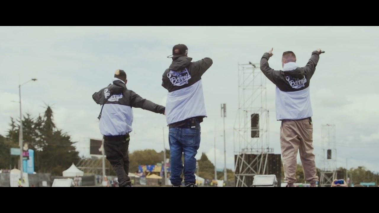 Almas de Barrio - Hip Hop al parque 2019