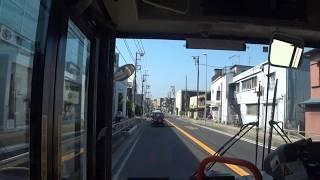 京浜急行バス 4系統 前面展望 磯子駅→追浜車庫前 (金沢文庫・追浜駅経由)