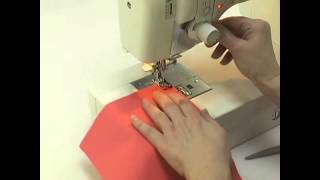 French Seams - Sewing Home Decor