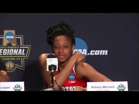 News Conference: Ohio State Sweet Sixteen Postgame