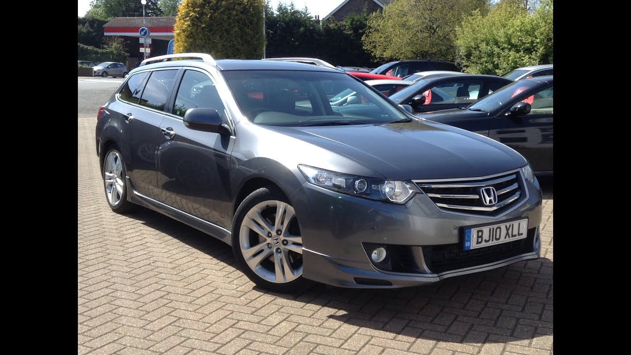 honda accord 2 2 i dtec type s 5dr for sale at cmc cars near brighton sussex youtube. Black Bedroom Furniture Sets. Home Design Ideas