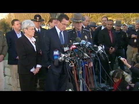 Connecticut School Shooting at Sandy Hook Elementary: Gov. Dan Malloy