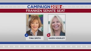 Tina Smith, Karin Housley To Battle For U.S. Senate