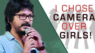 "Vishnuvardhan - ""I chose camera over girls!"" - BOFTA Masterclass - BW"