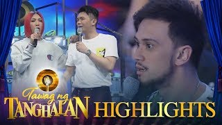 Tawag ng Tanghalan: Billy rushes back to It's Showtime stage