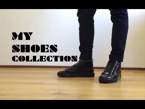 MY SHOES COLLECTION 2015 | Danny Yu