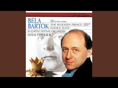 Bartók: The Wooden Prince, BB 74, Op.13 (Sz. 60) - 7th Dance: Dismayed, the Princess attempts...