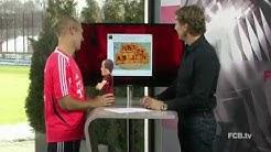 FCB News mit Geburtstagkind Arjen Robben