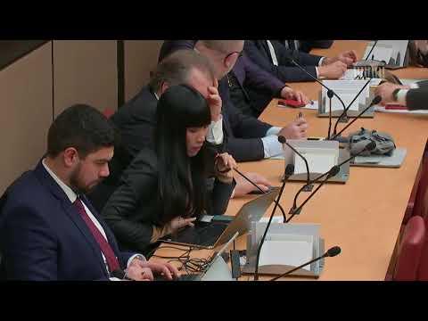 Stéphanie DO-Commission économique : M. Philippe Wahl, président de La Poste-29/01/20