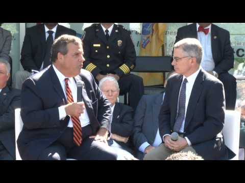 Governor Christie: If Someone Wants A Second Chance We Should Help Them