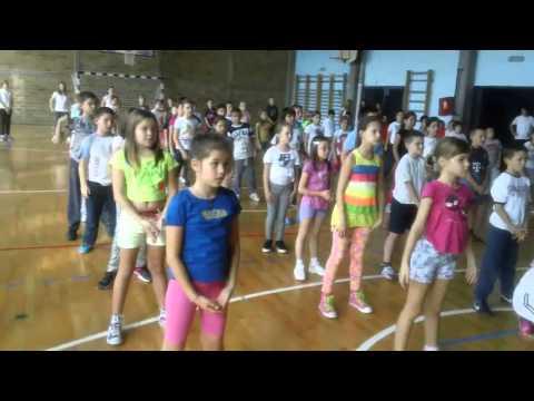 Brain breaks at ES ''Ivo Andric'' Belgrade