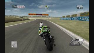 SBK 09 Superbike World Championship HD PC Gameplay 1920x1200  GTX 280 SLI