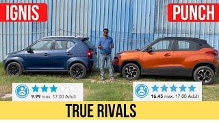 Download Tata Punch Vs Maruti Suzuki Ignis - सबकी बारी आएगी 🤜