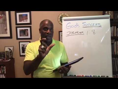 God's Formula For Success and His People That Never Fails | Myron Golden | VMC