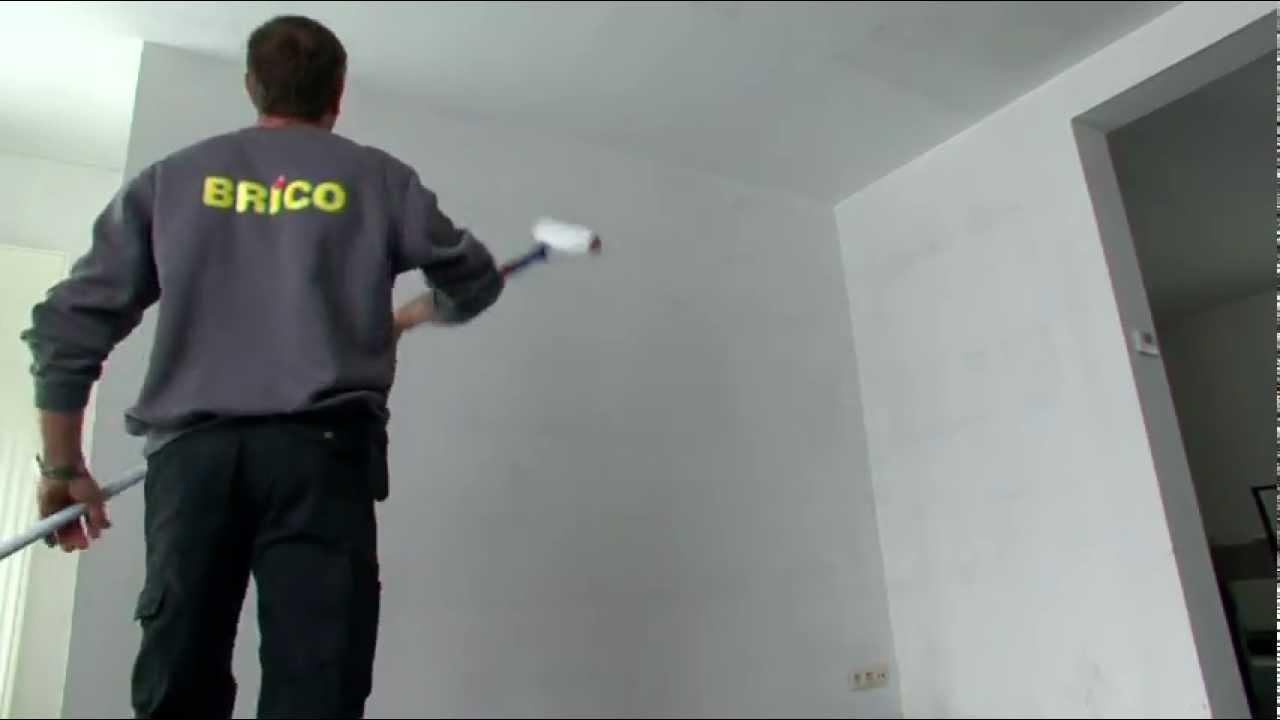 Comment Peindre Un Plafond   Etape Par étape   Bricolage   YouTube