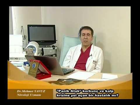 Panik Atak korkunç ve kalp krizine yol açan bir hastalık mı? - Dr. Mehmet Yavuz