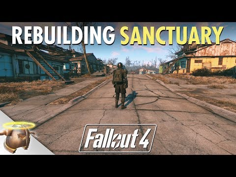 REBUILDING SANCTUARY HILLS with General Dave | Ep. 1