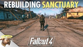 REBUILDING SANCTUARY HILLS With General Dave Ep 1