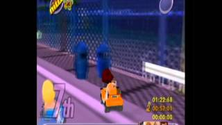 Action Girlz Racing Review Wii