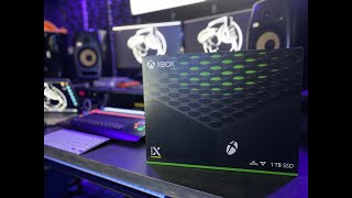 XBOX SERIES X [UNBOXING + SETUP VIDEO] NEXT-GEN GAMING CONSOLE