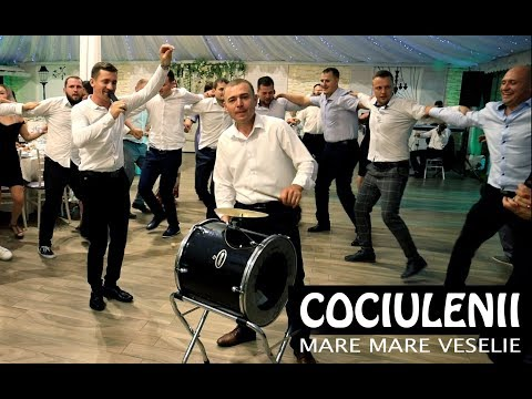Formatia Cociulenii -  Mega Colaj Muzical De Petrecere Live NUNTA