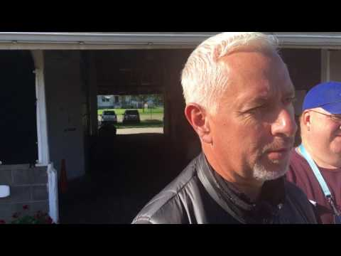 Pletcher, Discusses One-Eyed Derby Horse Patch
