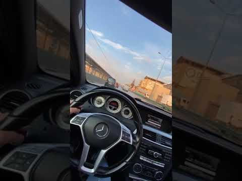 Mercedes C180 Amg Coupe / Gündüz Snap / İPhone 11 indir