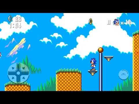 Sonic SMS Remake(music Fm) Bridge Zone