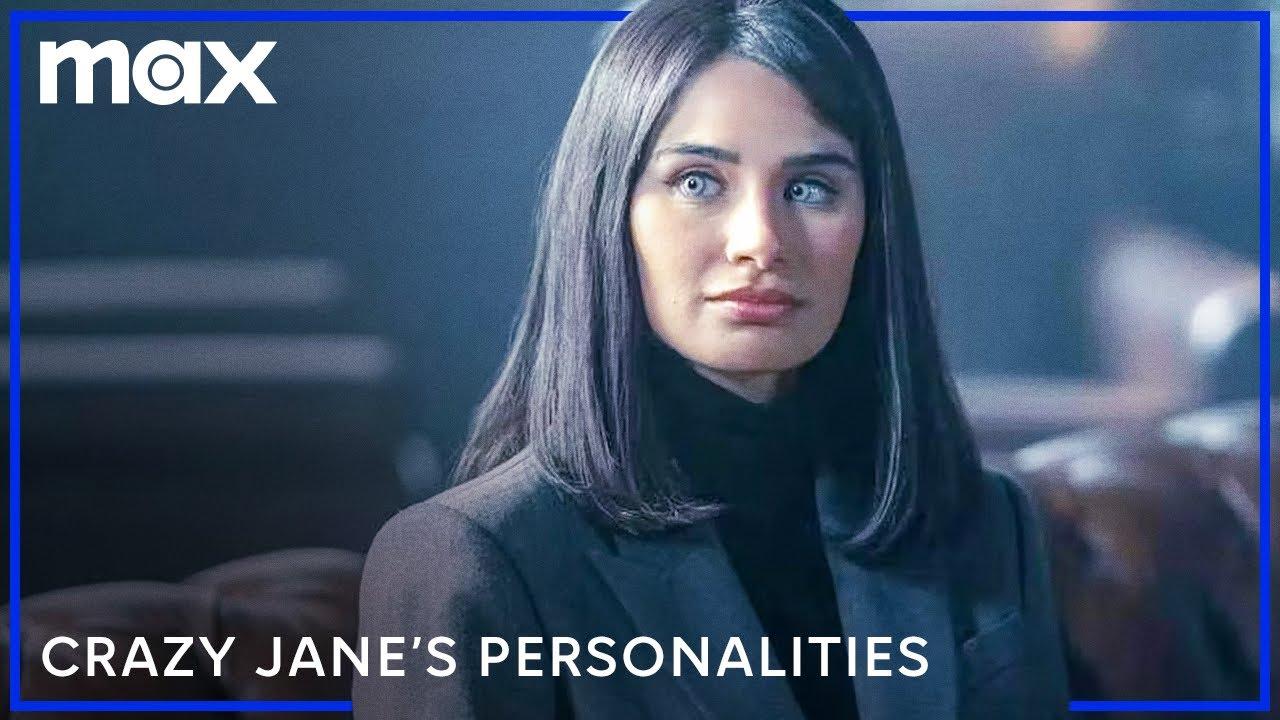 Download Doom Patrol | Crazy Jane's Most Badass Personalities | HBO Max