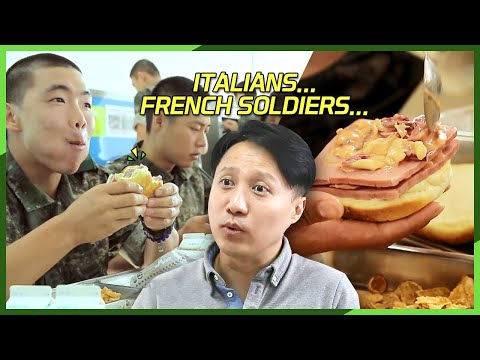 Arirang Special(Ep.302) The Soldiers' Dining Table _ Full Ep
