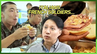 Arirang Special(Ep.302) The Soldiers' Dining Table _ Full Episode