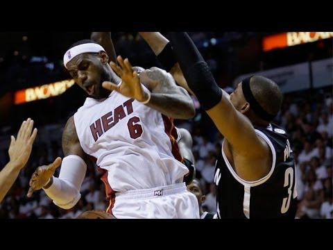 Heat vs Nets Game 5 | Full Game Highlights | May 14 2014 | Playoffs 2014