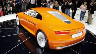 Audi E-Tron Production, VW Suzuki Buy, Jill Lajdziak to ...(The Audi E-Tron may be heading to production straight from concept form, Volkswagen buys a 19.9% stake in Suzuki, former Saturn General Manager Jill ..., 2009-12-09T17:51:39.000Z)