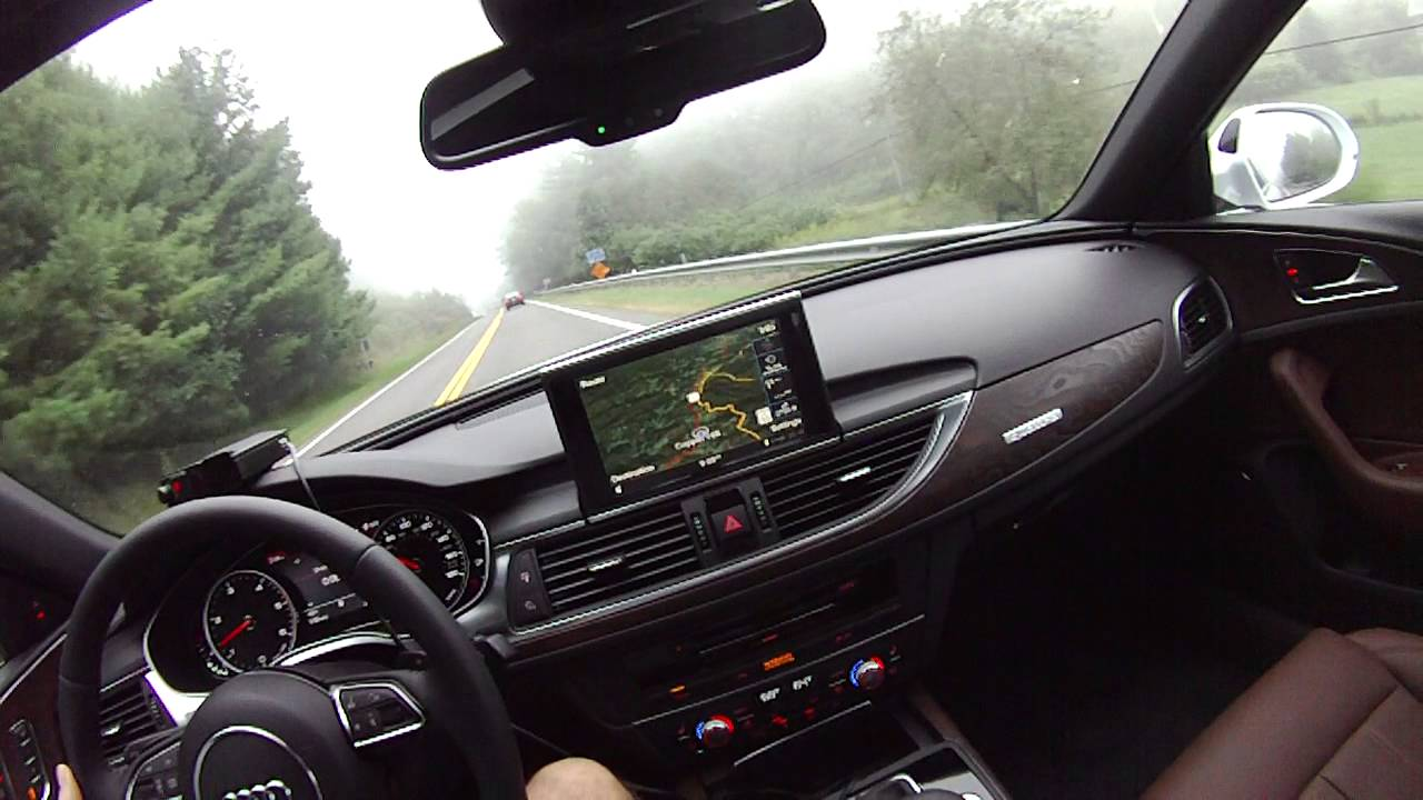 2014 Audi A6 Tdi Test Drive Youtube