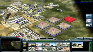 Command and Conquer: Generals USA Campaign Mission 7 - Last Call [HD]
