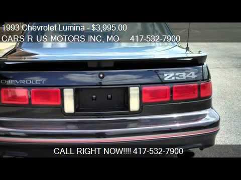 1993 Chevrolet Lumina Z34 Coupe For In Lebanon Mo 65