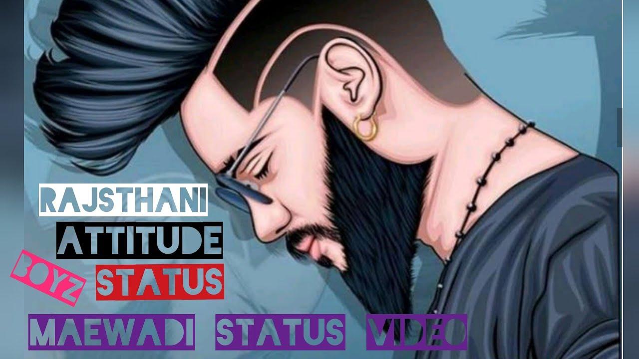 New Rajsthani attitude Boy status || Marwadi status video || Kangasiyo ||  Mahi Rabari