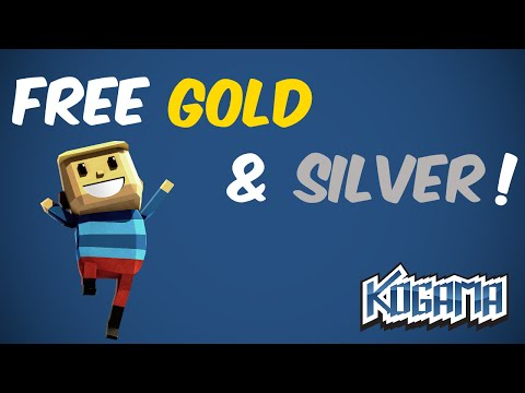 cheat kogama gold and silver