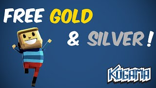KoGaMa Tutorial: How to get FREE gold and silver ! (PATCHED)