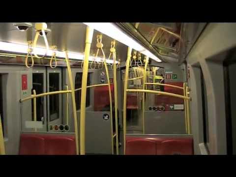 Trams & Metro in Vienna