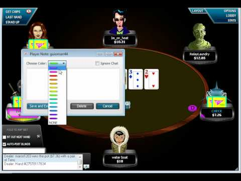 Free Poker Strategy Series (#2): uNL Basics