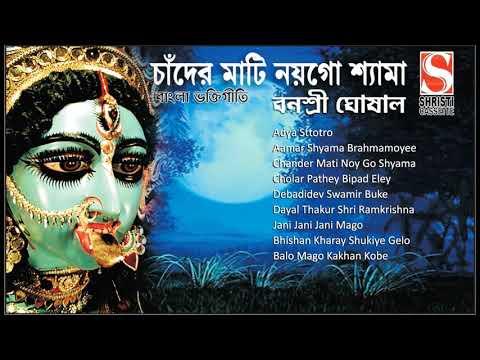 Best Shyama Sangeet | Banashri Ghoshal | Bengali Devotional | Songs of Kali | Audio Jukebox
