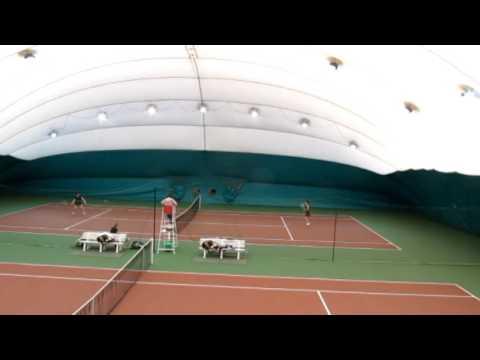 Tennis in Moscow на кортах Мегаспорт(Мегасфера) , соревнование РТТ