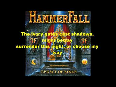 Hammerfall -   Dreamland Lyrics