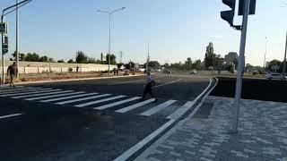 На участке проспекта Победы запустили движение