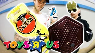 TOYS R US SKATE EVERYTHING WARS | EP 7