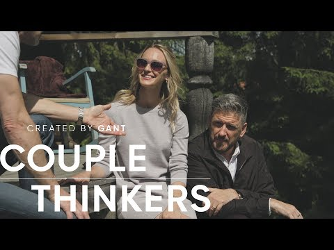 Couple Thinkers - EP 5 -  Jo Nesbø: How do you dare to follow your dreams and visions?