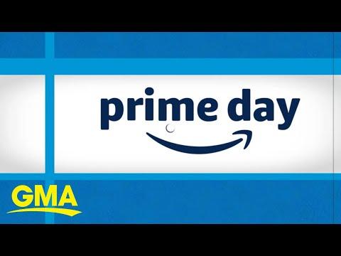 Amazon Prime Day Deals Go Live Today L GMA