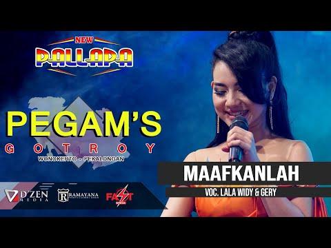 Maafkanlah - New Pallapa Live Pegams 2019 - Gerry & Lala Widy