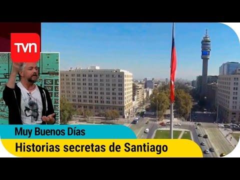 Muy buenos días   Las historias secretas de Santiago